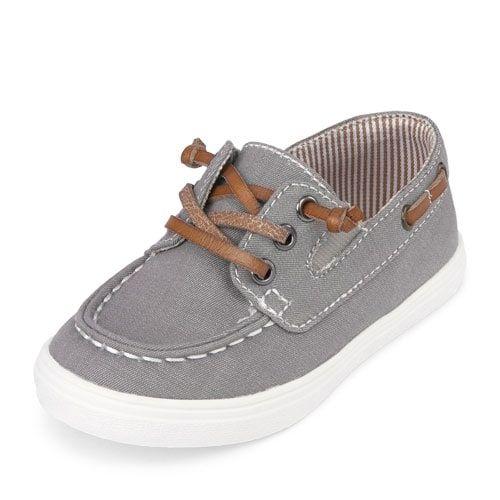 d3207d9e428c Toddler Boys Chambray Shoe