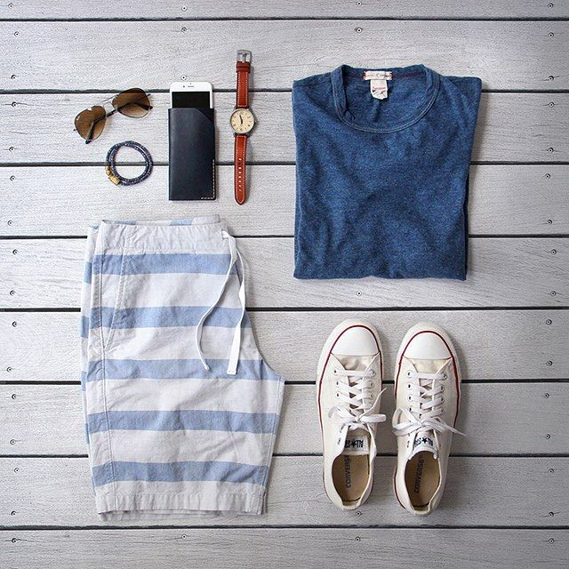 Scroll below to check out our picks of 9 coolest summer outfit formulas from  thepackman82 to help you look your best. 56e0b65f0