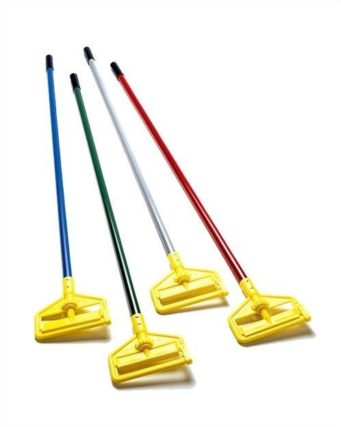 Rubbermaid Commercial Products Side Gate Fiberglass Mop Handle Mop Handle Rubbermaid Commercial Products Rubbermaid