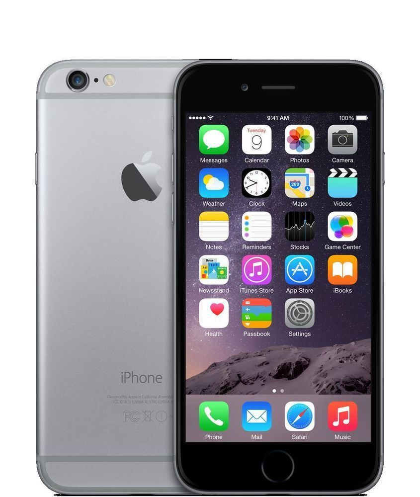 Unopened Apple Iphone 6 Black Space Gray 16gb T Mobile Buy Iphone Apple Iphone 6 Iphone 6 Gold