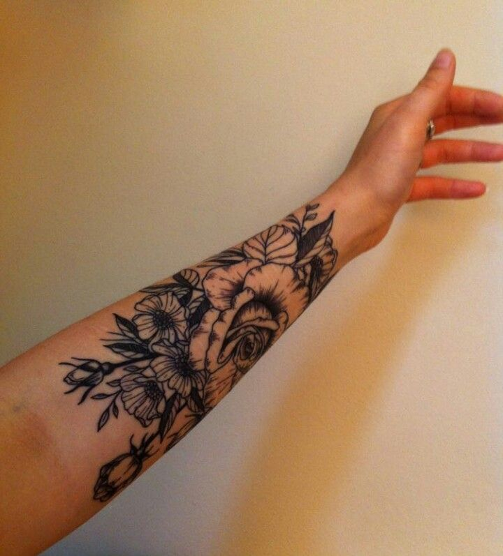 Pin By Taylour Helgeson On Screenshots Sleeve Tattoos For Women Tattoos For Women Half Sleeve Vintage Flower Tattoo