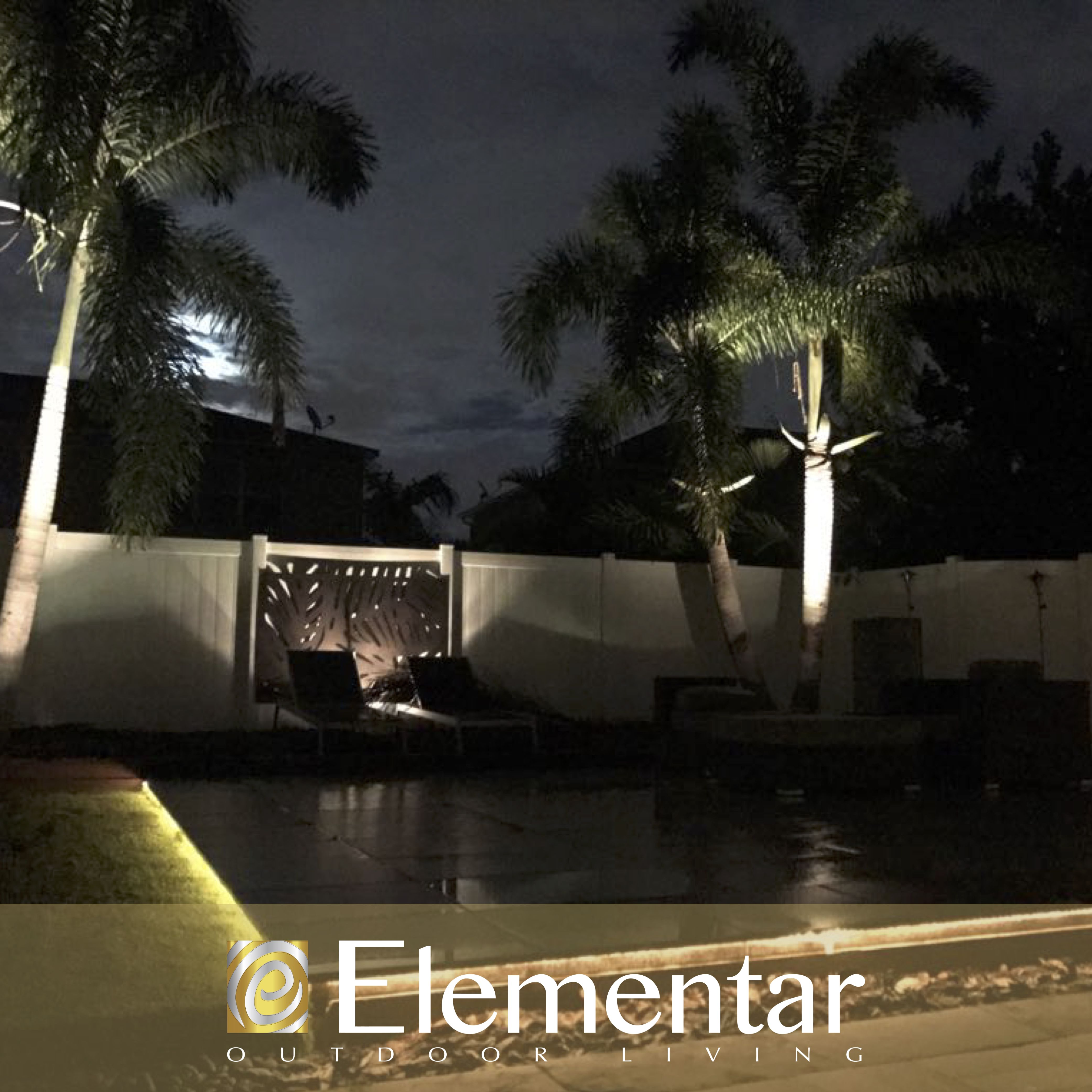 Take a step back, evaluate what is important, and enjoy ... on Elementar Outdoor Living  id=67301