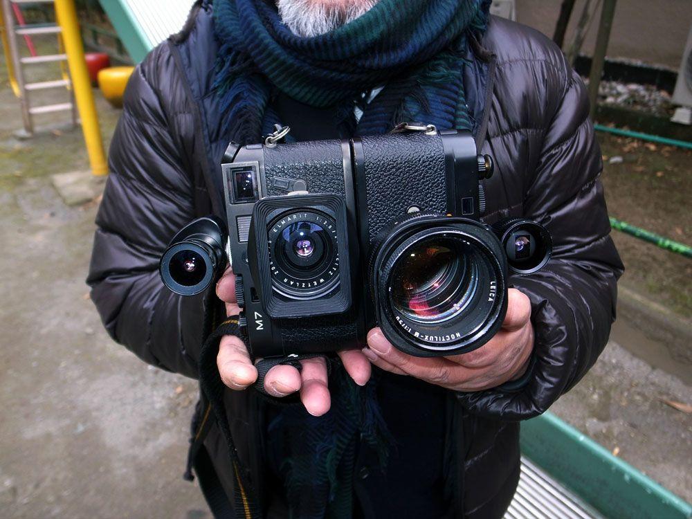 tokyo camera style : Photo