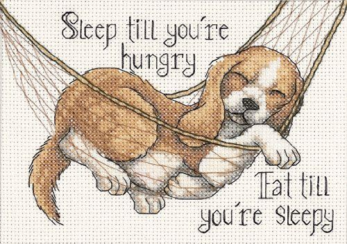 Dimensions Needlecrafts Counted Cross Stitch, The Good Life.