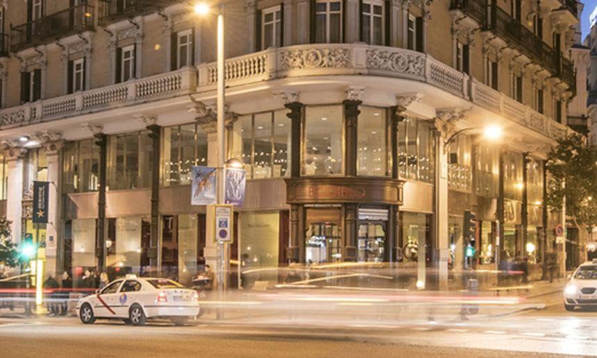 Hotel Gran Via Madrid