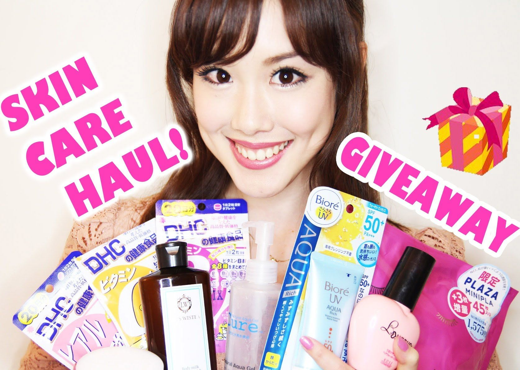 My All-Time Favorite Japanese Skincare! ベストスキンケア