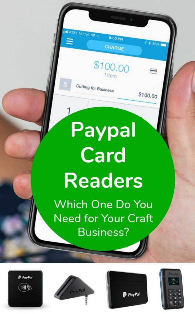 Four Types of Paypal Card Readers - What\'s the Difference | Card ...