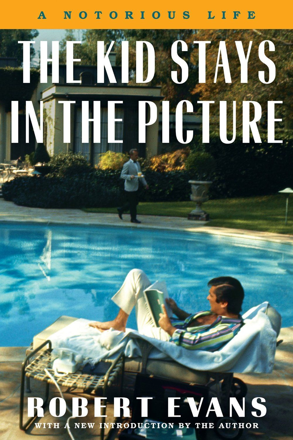 The Kid Stays in the Picture: A Notorious Life  by Robert Evans ($2.99)