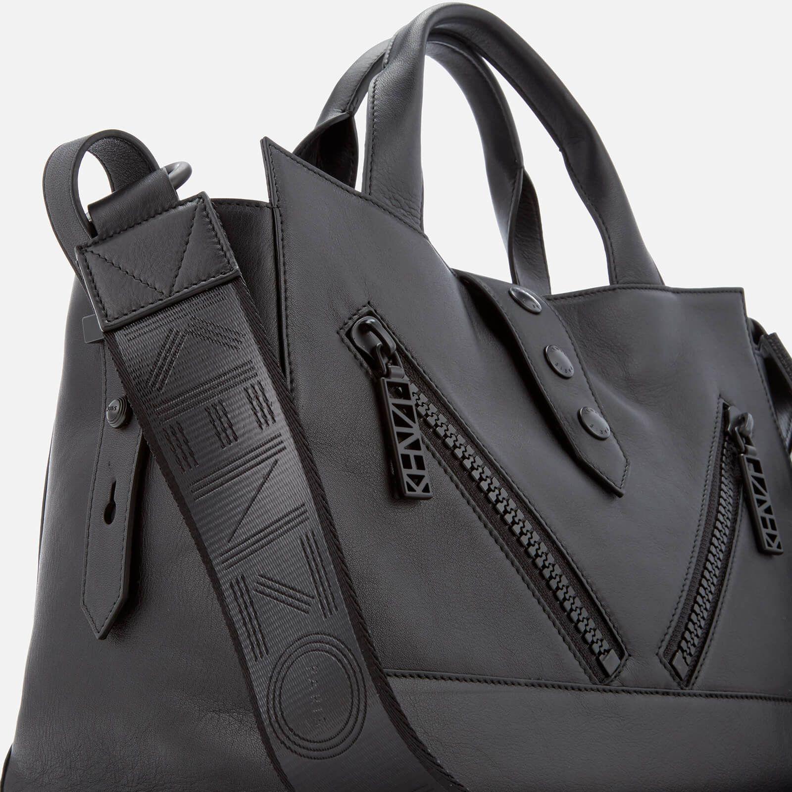 a5163e42 KENZO Women's Sport Medium Kalifornia Tote Bag - Black | ST. | Black ...