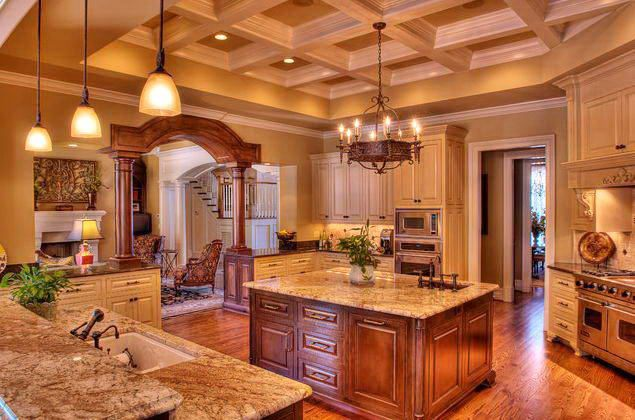 Best Most Beautiful Kitchens Most Beautiful Kitchen With 640 x 480