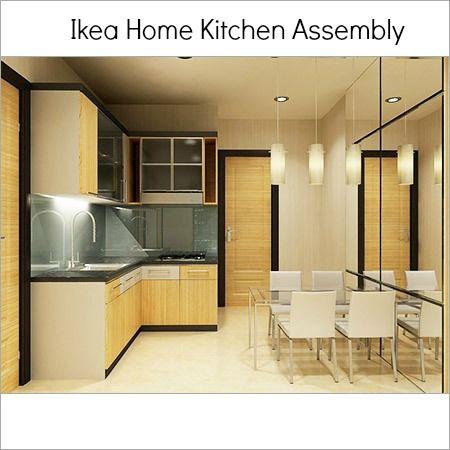 ikea kitchen assembly Ikea Home Kitchen Assembly on a Budget http ...
