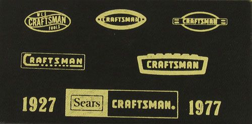Dating craftsman logos