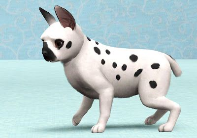 My Sims 3 Blog: Bunnydogs (No CC!) by PharaohHound