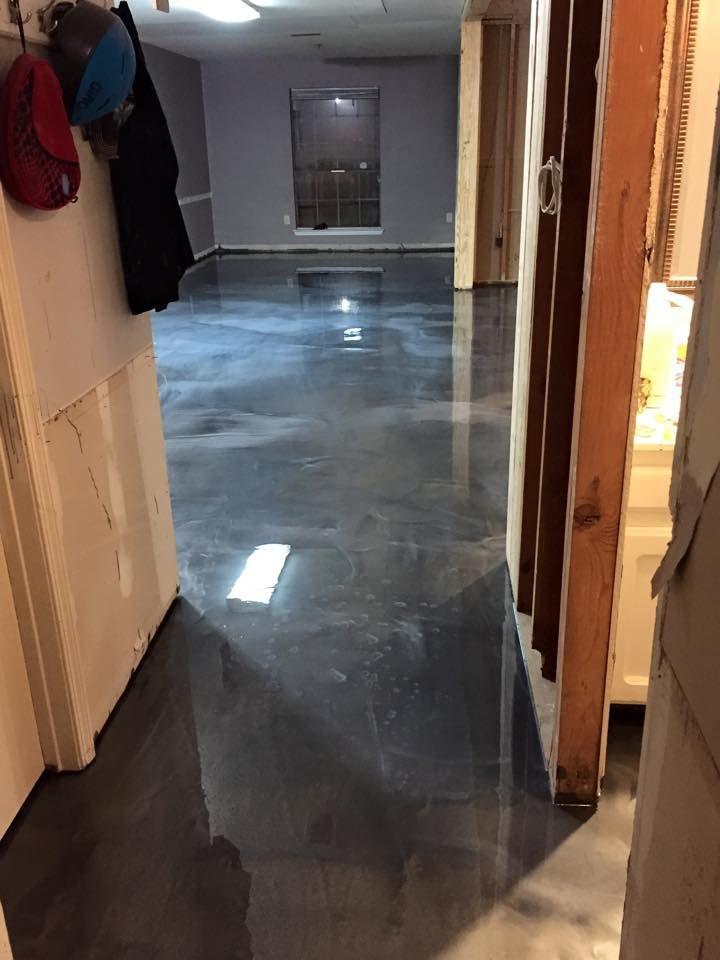 Epoxy Flooring Concrete Staining Resurfacing New Orleans Baton Rouge La Concrete Decor Flooring Epoxy Floor