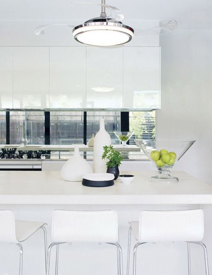Ceiling Fans for Kitchens | Ceiling fan in kitchen ...