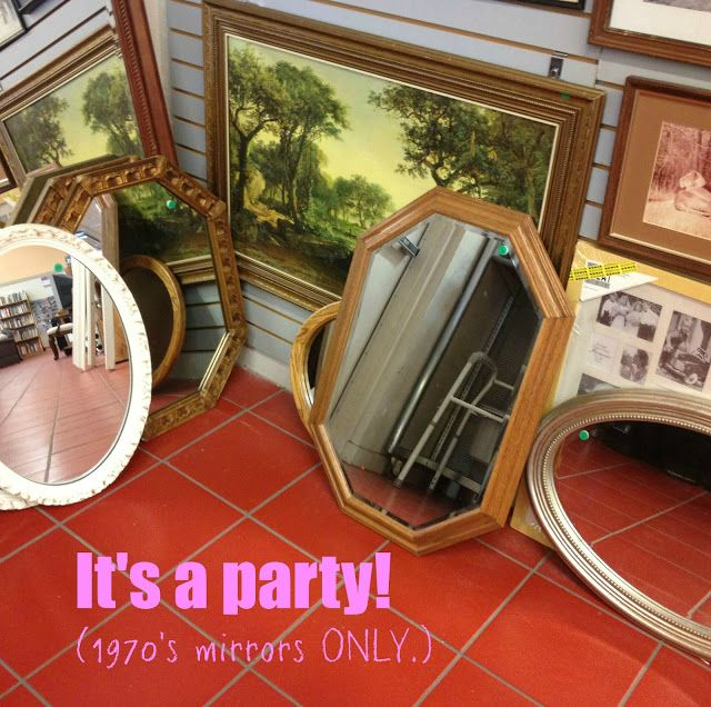 Apartment Shopping: 10 Thrift Store Shopping Tips: How To Decorate On A Budget