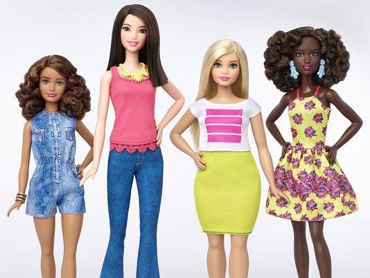 [On découvre] Les poupées barbie se refont une beauté en 2016 - Quand on est papa @quandonestpapa