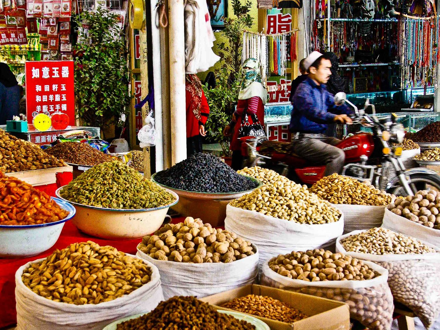 Dispatches From The Silk Road The Must Try Uyghur Food Of Kashgar Kashgar Ancient Chinese Food Banquet Food