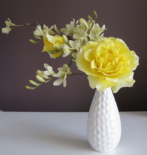Making Arrangements Flower Arrangements Flowers And Ikea Vases