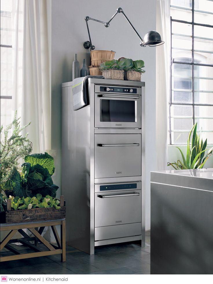 Nieuw design KitchenAid Future house, Kitchens and Future - ernestomeda barrique