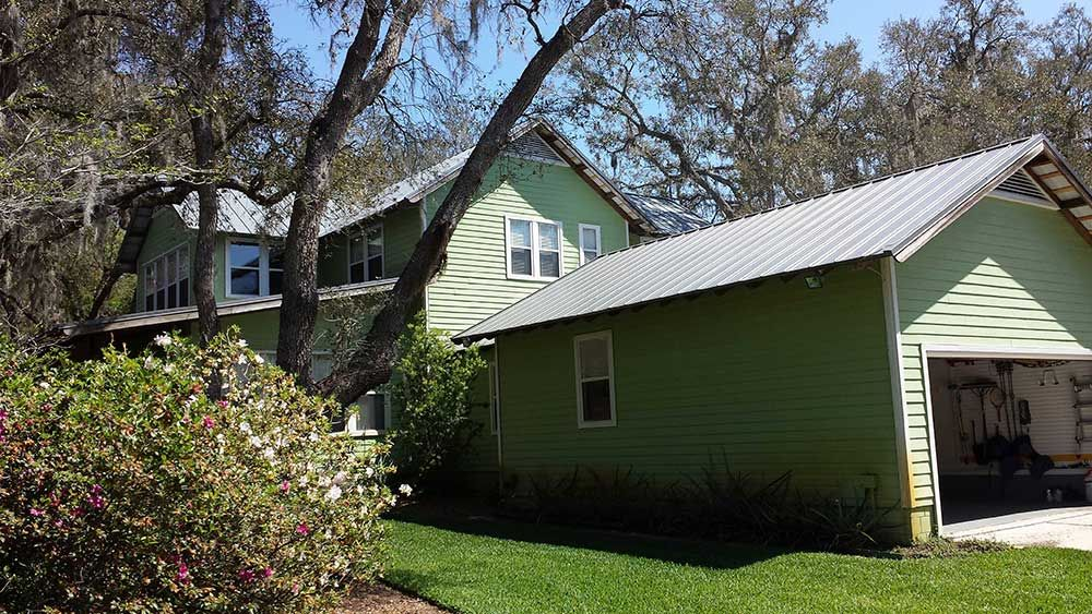 This home is located right outside Orlando, FL. It