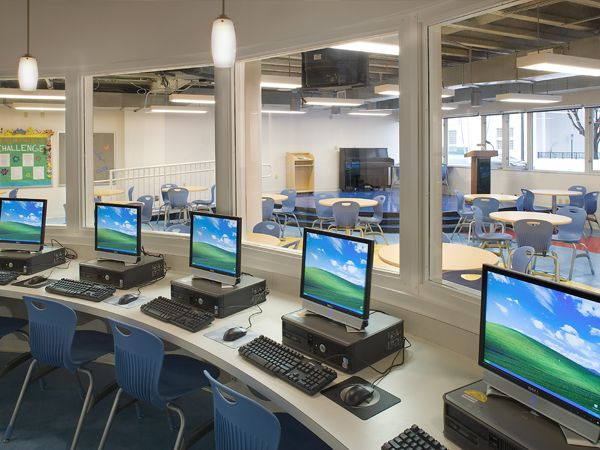Computer Furniture @ Nickerson Corporation | Computer ...