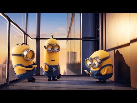 MINIONS Christmas Song - YouTube | Minions | Pinterest | Funny minion
