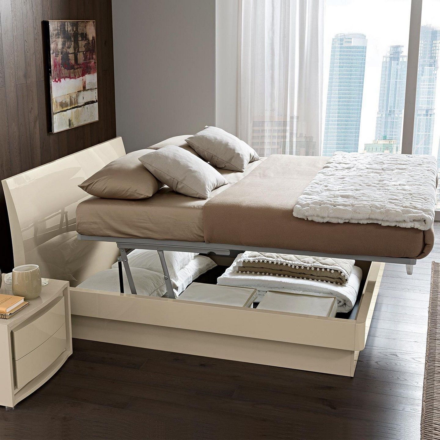 100 Space Saving Small Bedroom Ideas Mattress Storage and Bedrooms