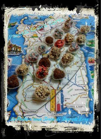 Le Mille e una Torta di Dany: Palline al cioccolato fondente e philadelphia
