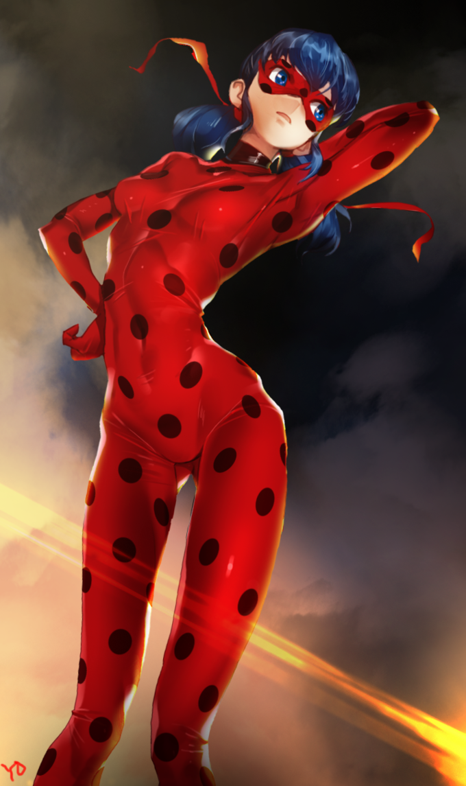 In sexy nackt ladybug Lady Bug