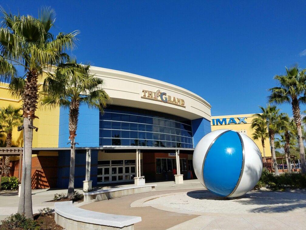 The Grand Imax Theater At Pier Park Pcb Panama City Beach Santa