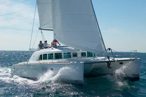 Lagoon 440 Catamaran Yacht Charter Details, Sicily, Italy