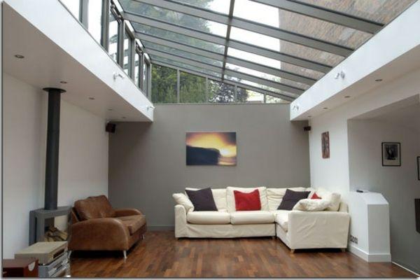 les 25 meilleures id es de la cat gorie verriere toit sur pinterest lumi re et espace r nover. Black Bedroom Furniture Sets. Home Design Ideas