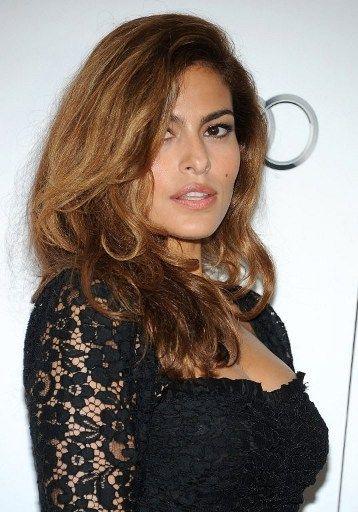 women beautiful Eva most mendes