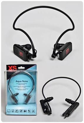 55) XSories Aqua Note MP3 Headset | Big Al | Headset, Aqua, Audio