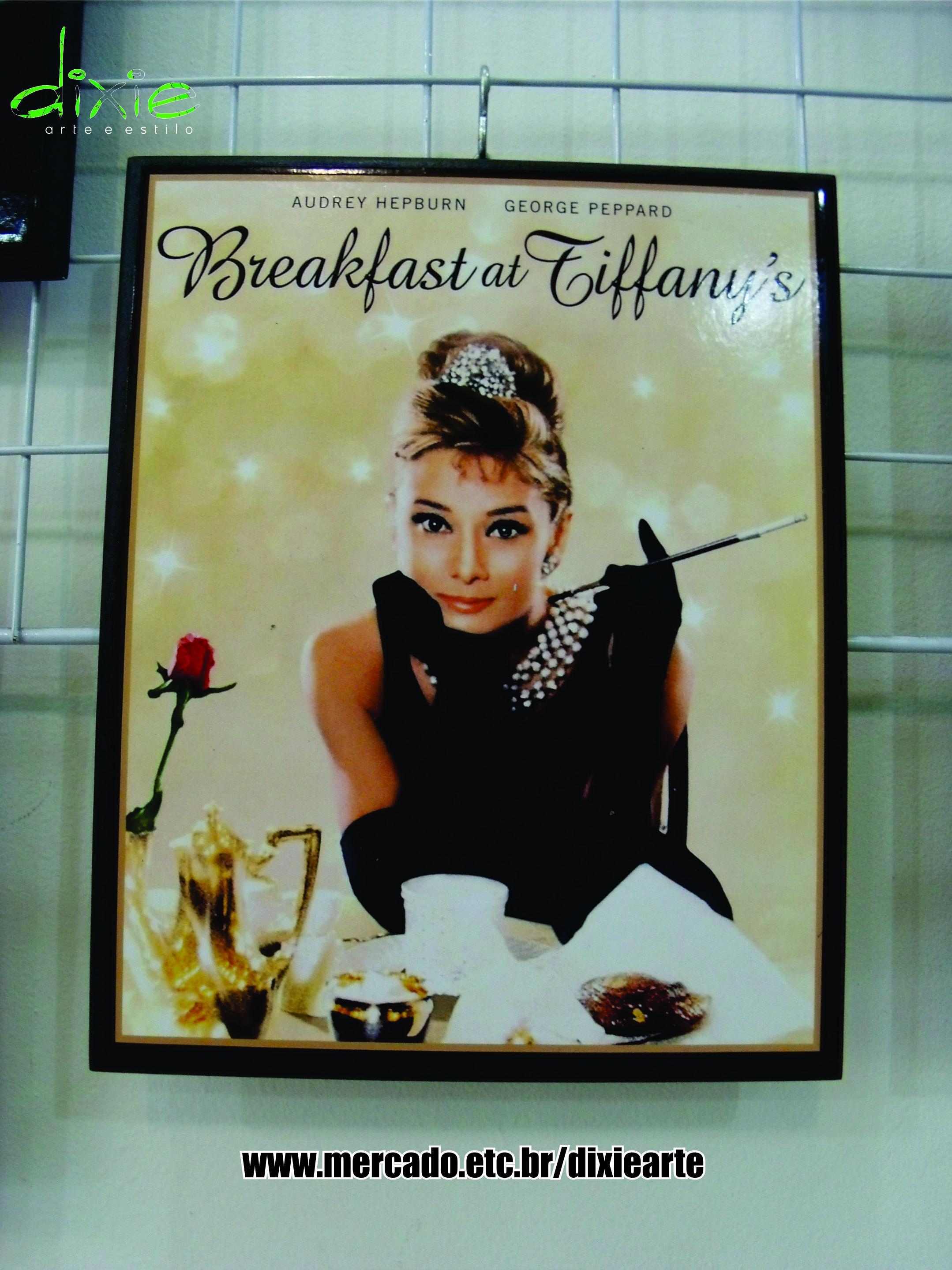 Quadro Decorativo Audrey  www.mercado.etc.br/dixiearte