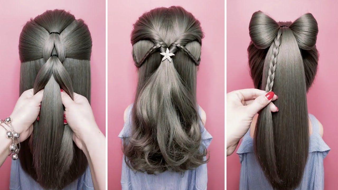 Top 20 Easy Hairstyles Kepang Rambut Keren Unik Hairstyles Tutorial Youtube Easy Hairstyles Braided Hairstyles Easy Braided Hairstyles