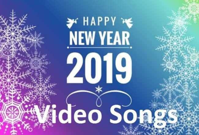 Best Happy New Year Songs 2019 Happy New Year 2019 Wishes Happy New Year 2019 Status Happy New Year 20 Happy New Year Song New Years Song Happy New Year 2019