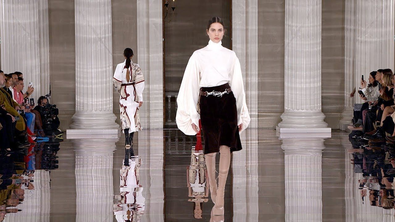 Victoria Beckham Fall Winter 2020/2021 Full Show in