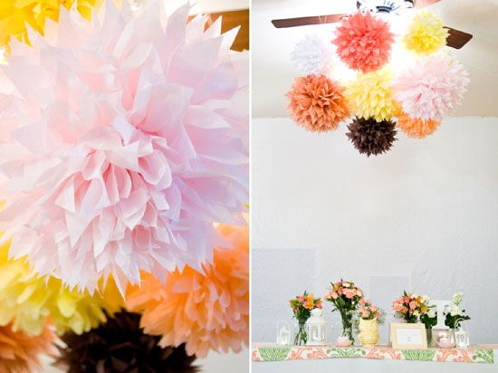 Real Party: A Peach and Pink Owl First Birthday Party | Baby Lifestyles