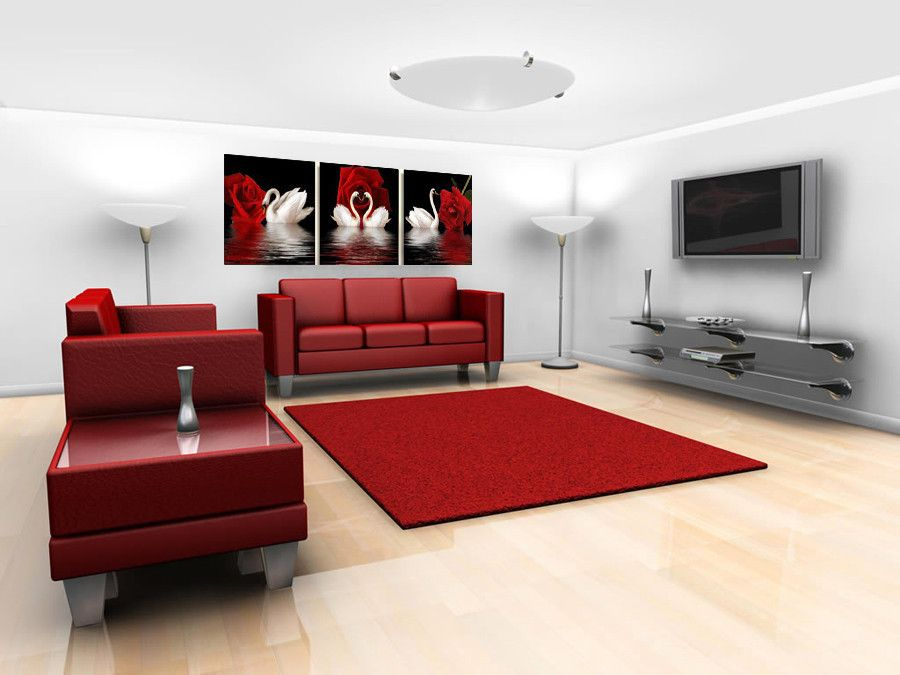 Aliexpress.com: Acheter Mur Photos Pour Le Salon Toile Peinture à Lu0027huile