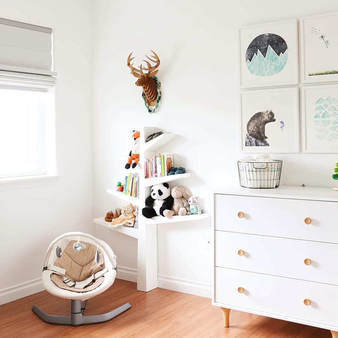 All The Right Nursery Accessories Babyletto Spruce