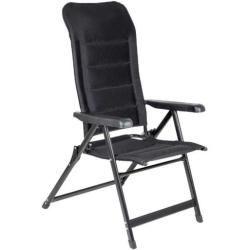 Photo of Camping luxury chair Parma 3d blackCampingshop-24.de
