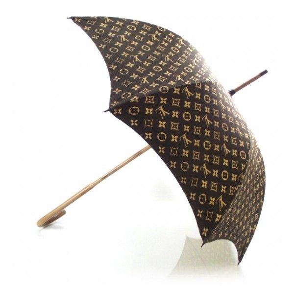 Louis Vuitton Vintage Monogram Parasol Umbrella Parapluie In 2020 Vintage Louis Vuitton Louis Vuitton Vintage Monogram