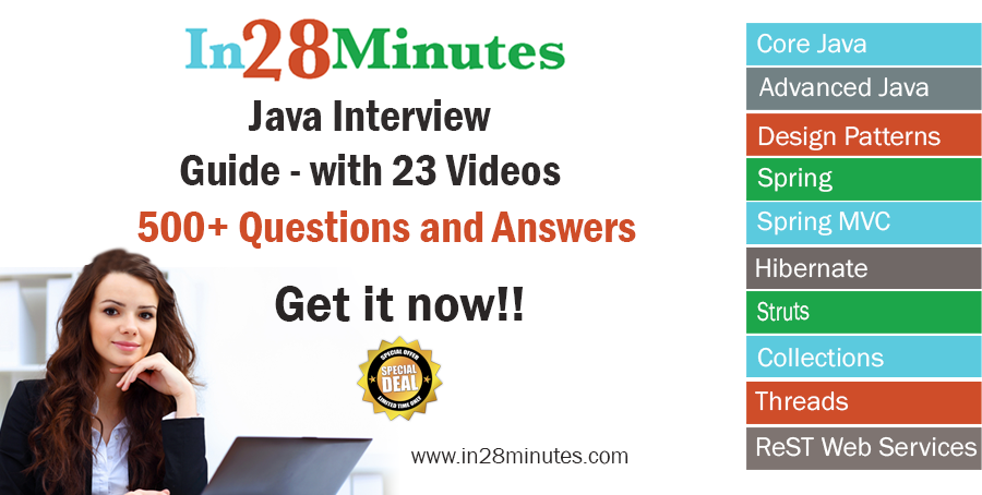 JavaInterview Guide with 23 Videos 500+ Questions