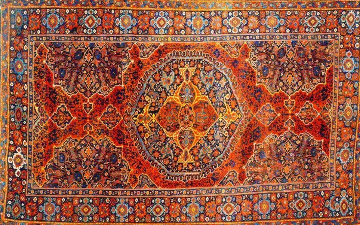 Etourdissant Tapis Oriental Decoration Francaise Pinterest