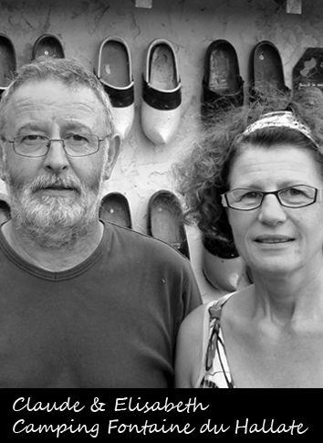 Le camping écologique d'Elisabeth et Claude Le Gloanic