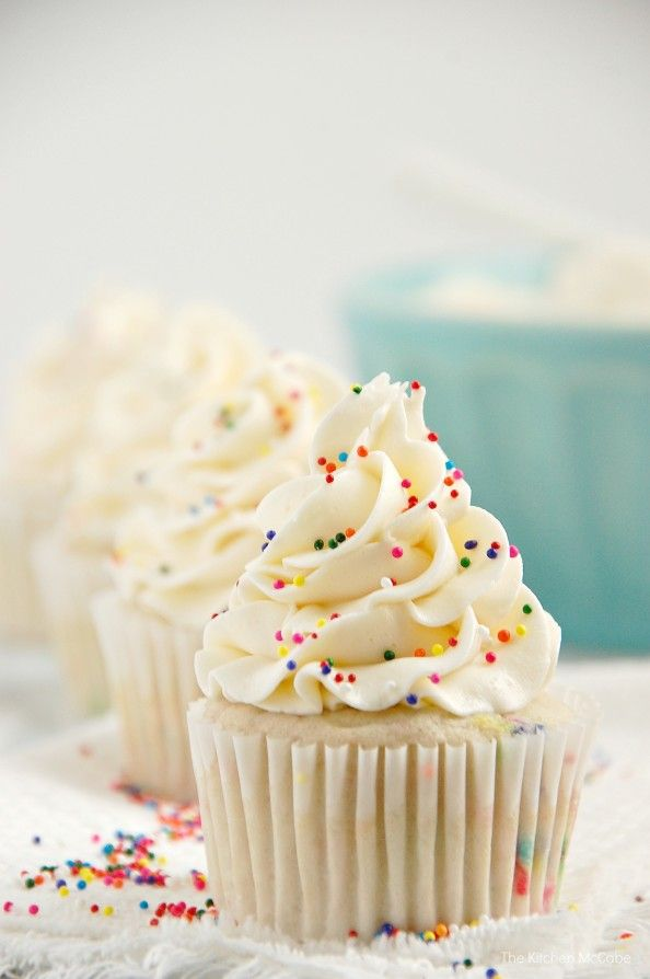 Awesome Funfetti Birthday Cake Cupcakes Recipe With Images Cupcake Funny Birthday Cards Online Inifofree Goldxyz