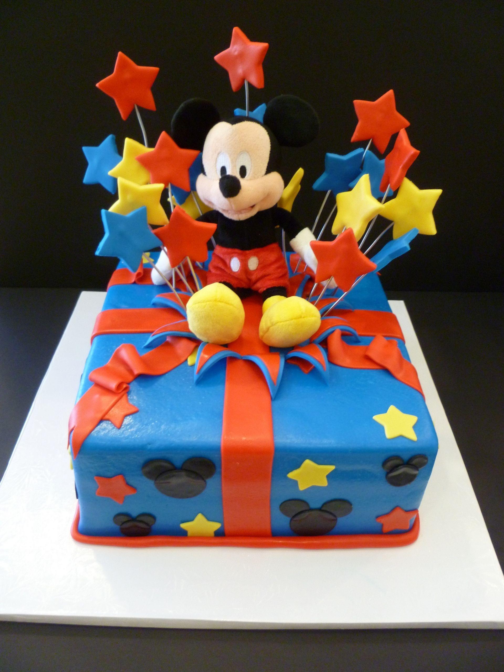 mickey mouse birthday cake ideas - Google Search | Birthdays ...