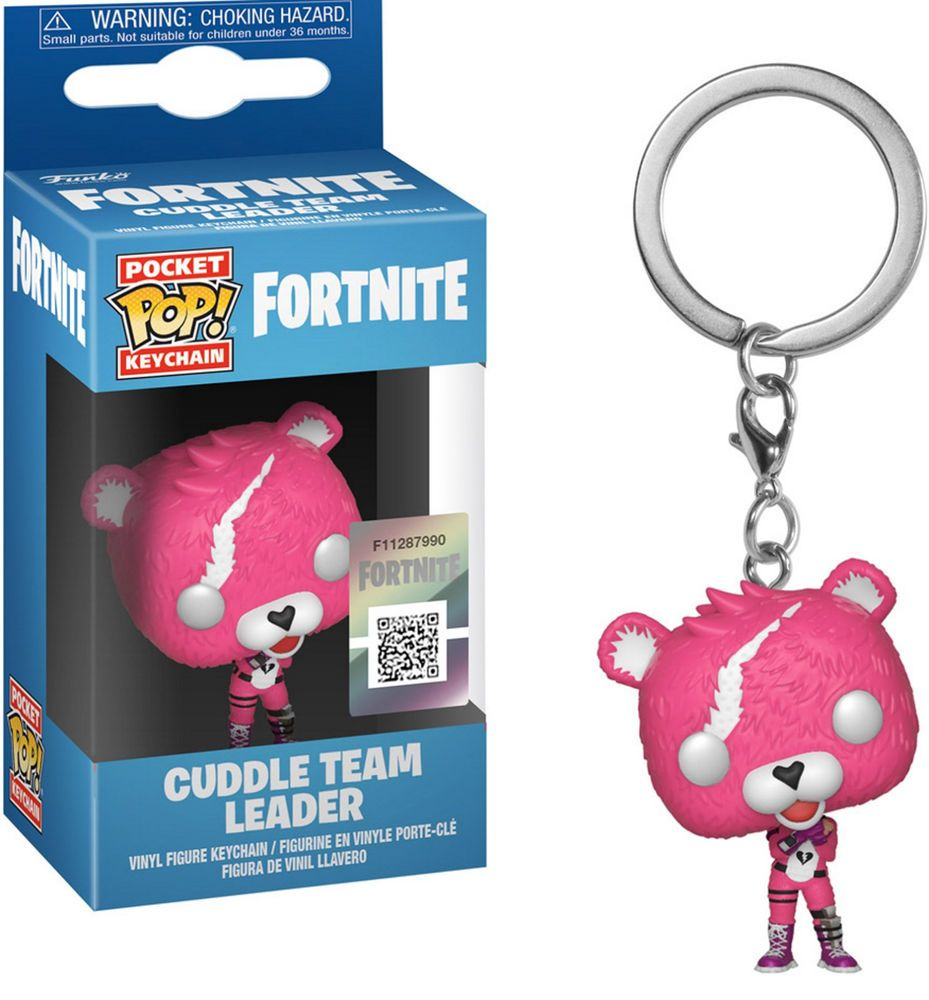 Fortnite CUDDLE TEAM LEADER Pop Vinyl Figure NEW Funko Pop